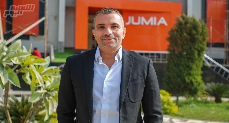 هشام صفوت- الرئيس التنفيذي لجوميا مصر