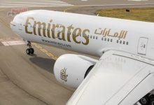 صورة طيران الإمارات تنال ثلاثة ألقاب في حفل جوائز السفر العالمية