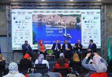 صورة أكاديمية البحث العلمي تشارك في قمة مصر لريادة الأعمال