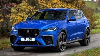 """صورة Jaguar تطرح """"F‑PACE SVR"""" الجديدة بتحسينات جوهرية"""