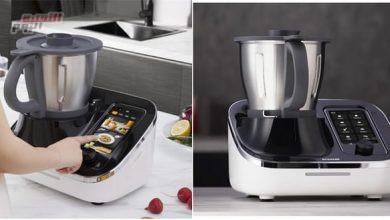 """صورة Xiaomi تكشف عن """"روبوت الطهي متعدد الأغراض"""" المزود بشاشة كبيرة باللمس"""