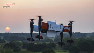 """صورة منصّة النقل الطائرة ذاتية القيادة من """"بيل"""" تحقّق إنجازاً بارزًا جديدًا عبر نقل حمولة وزنها 50 كيلو جرام"""