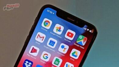 صورة توقف تحديث تطبيقات Google iPhone فجأة