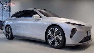 صورة فيديو| الصين تكشف عن واحدة من أكثر السيارات تطورا في العالم
