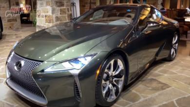 صورة فيديو| لكزس تُطلق نسخًا معدلة لواحدة من أجمل سياراتها الشبابية