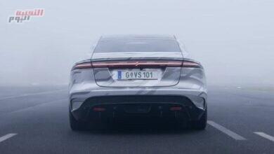 صورة سوني تختبر النموذج الأولي لسيارة Vision-S على الطرق العامة
