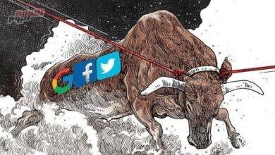"""صورة """"جمهوريون"""" و """"ديمقراطيون"""".. الكل يريد تحجيم شركات التكنولوجيا الكبرى"""
