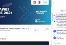 صورة «هواوي تكنولوجيز» تُطلق معرضها الافتراضي HiRE 2021 لتوظيف المواهب الشابة في قطاع الاتصالات والتكنولوجيا