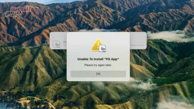 """صورة """"Apple"""" تحظر تثبيت تطبيقات iPhone على MacBook Air و MacBook Pro الجديد"""