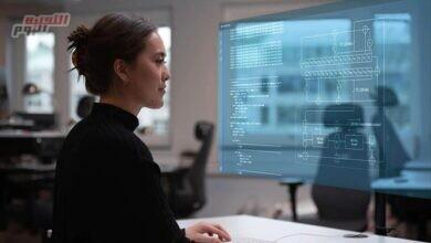 """صورة """"المكتب الرقمي"""".. رؤية خاصة تستعرض تقنية إنترنت الحواس في أماكن العمل المستقبلية عام 2030 من إريكسون"""