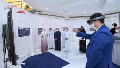 """صورة الطاير يعتمد المشاريع والمبادرات التطويرية لـ """"تاكسي دبي"""" 2021"""