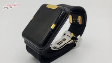 صورة أول جهاز قياس السكر في الدم غير جراحي في العالم.. و في شكل ساعة ذكية