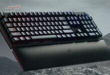 صورة اطلاق لوحة مفاتيح جديدة Huntsman V2 Analog لألعاب التصويب