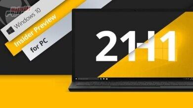 صورة ميزات جديدة في نظام التشغيل Windows 10 21H1