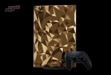 """صورة """"كافيار"""" تُطلق إصدارًا ذهبيًا من بلاي ستيشن 5"""