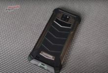 صورة فيديو| هاتف مصفّح مميّز ببطارية تدوم لفترات طويلة