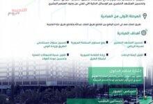 صورة أمانة الرياض تبدأ بتركيب منظمات الدخول الذكية على طريق الملك فهد