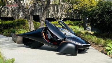 صورة قبول أكثر من 7000 طلب مسبق لسيارة كهربائية باحتياطي طاقة 1600 كم في شهرين