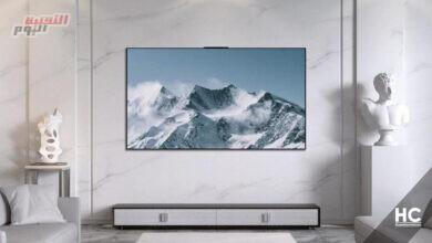 """صورة """"Huawei"""" تُطلق نظام التشغيل HarmonyOS 2.0 لأجهزة التلفزيون الذكية Huawei Smart Screen X65"""