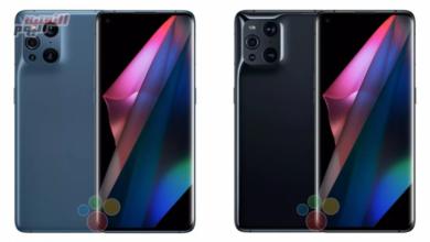 """صورة """"أوبو"""" تقدم الهواتف الذكية الجديدة Find X3 مُختلفة في كل التفاصيل"""