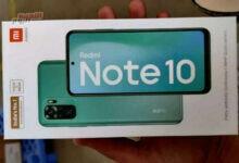 صورة تعرف على سعر الهاتف الذكي الجديد Redmi Note 10 Pro