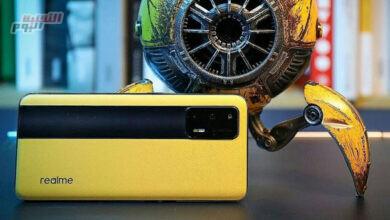 صورة إطلاق Realme GT أرخص هاتف ذكي بمميزات فريدة