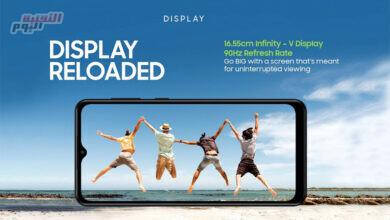 صورة هاتف Samsung Galaxy M12 الجديد يتلقى بطارية 6000 مللي أمبير وشاشة 90 هرتز