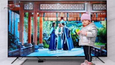 """صورة اطلاق """"Redmi Max"""" أرخص تليفزيون 86 بوصة .. 4 مارس الجاري"""