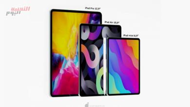 صورة تقديم Apple iPad Mini Pro بشاشة 8.9 بوصة و Face ID في صور عالية الجودة