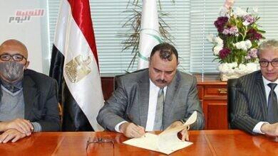 """صورة البريد المصري و """"ميل أمريكا"""" يوقعان بروتوكول تعاون في مجال الخدمات اللوجستية والتجارة الإلكترونية"""