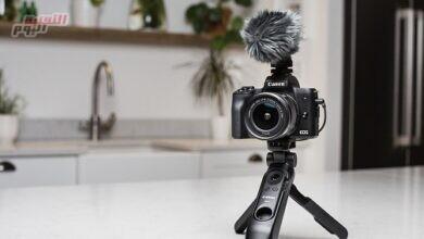 """صورة """"كانون"""" تُطلق الكاميرا """"EOS M50 Mark II"""" المتعددة الاستخدامات وبدون مرآة"""