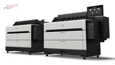 """صورة طابعة imagePROGRAF من """"كانون"""" تدعم مطبوعات النسق الكبير ضمن سوق التصميم بمساعدة الحاسوب"""