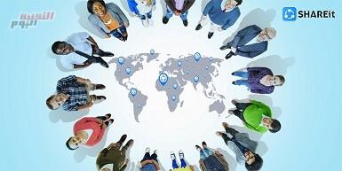 """صورة منصة """"SHAREit"""": التنوع والمساواة عنصر أساسي لتحقيق النمو والنجاح المستدامين"""