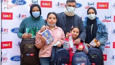 """صورة 600 ألف جنيهًا تبرع """"فورد"""" لأطفال كباتن """"سويڤل"""".. لشراء مستلزمات التعليم والرعاية الصحية"""