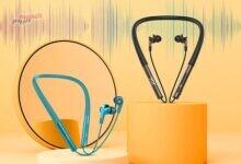 """صورة """"YOR accessories"""" تُطلق سماعة بلوتوث للمحمول """"neckband"""" متصلة بهاتفين وعازلة للصوت"""