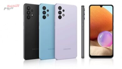 صورة بدأت مبيعات Samsung Galaxy A32