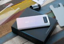 صورة أصغر هاتف ذكي Snapdragon 888 Asus ZenFone 8 يدعم الشحن بقدرة 30 وات