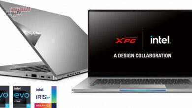 صورة وضع Ultrabook XPG Xenia Xe في موقع الألعاب