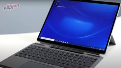 صورة فيديو| حاسب لوحي جديد من Dell يتحدى أفضل الحواسب الموجودة حاليًا!