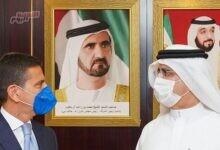 """صورة """"العالمية للاقتصاد الأخضر"""" تبحث مع """"الإيطالي للخدمات البيئية"""" تعزيزالاقتصاد الدائري في الإمارات"""