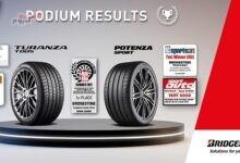 """صورة """"Bridgestone"""" تفوز بجائزة """"أفضل مُصنع للإطارات لـ2021"""" خلال اختبارات إطارات الصيف الأوروبية"""