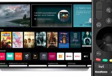 صورة نظام تشغيل جديد لأجهزة تلفزيون LG الذكية و Magic Remote
