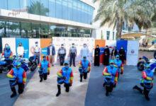 """صورة """"طلبات الإمارات"""" تتعاون مع شرطة أبوظبي ومركز النقل المتكامل لإطلاق مبادرة """"طلبات باترول"""" لسلامة سائقيها"""