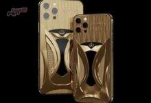 صورة كافيار تُطلق نسخة ذهبية من آي فون 12 برو