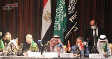 """صورة """"القصبي"""": حجم التجارة البينية بين السعودية ومصر تراجع 15% خلال 2020 بسبب الجائحة"""
