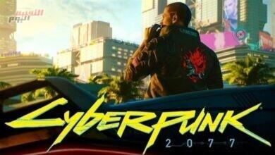 """صورة عودة لعبة الفيديو """"سايبربانك 2077″ يوم الإثنين اإلى""""بلاي ستيشن ستور"""""""