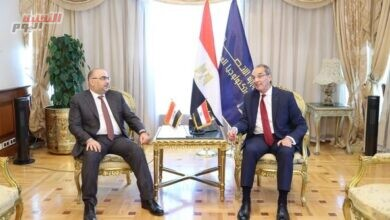 صورة الإعلان عن إنشاء شركة مصرية عراقية لتنفيذ مشروعات التحول الرقمى بالعراق