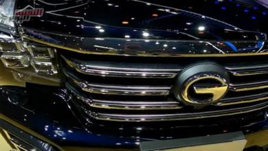 صورة فيديو| الصين تُطلق منافسًا قويًا لسيارات كيا الكبيرة