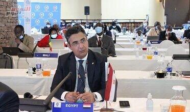صورة البريد المصري يشارك في اجتماعات مجلس إدارة اتحاد البريد الإفريقي الشامل بزيمبابوي