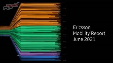 """صورة """"إريكسون"""": أكثر من نصف مليار اشتراك في شبكات الجيل الخامس بنهاية عام 2021"""
